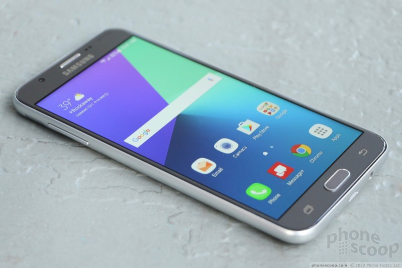 Review: Samsung Galaxy J7 V for Verizon Wireless (Phone Scoop)