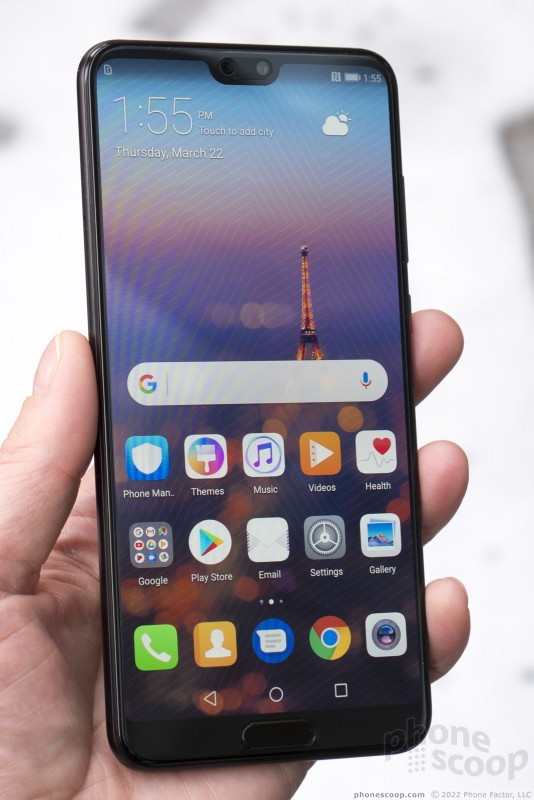 Hands On with the Huawei P20 and P20 Pro (Phone Scoop)