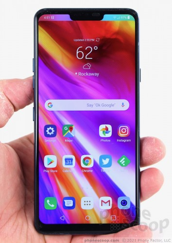 Review: LG G7 ThinQ (Phone Scoop)
