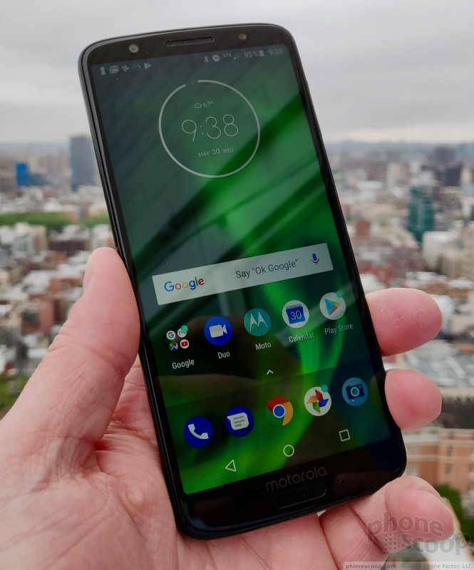 Review: Motorola Moto G6 (Phone Scoop)