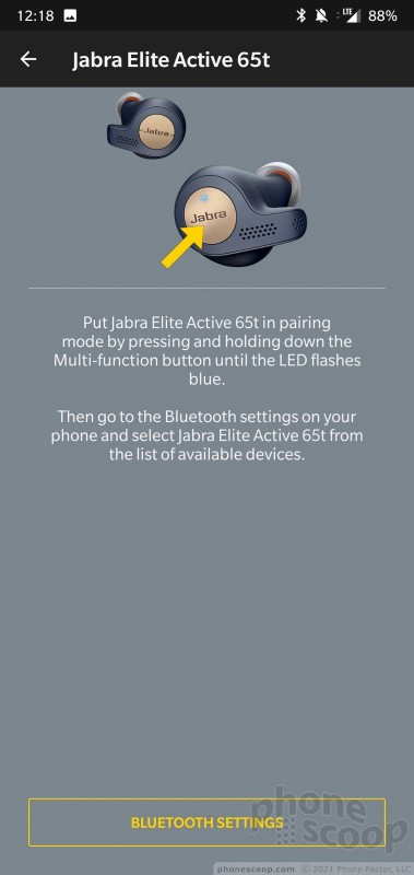 Review Jabra Elite Active 65t Wireless Ear Buds Phone Scoop