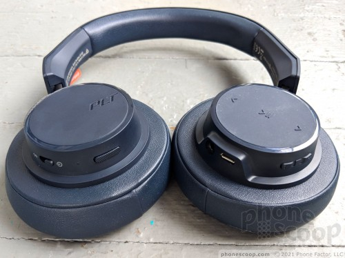 The issue is striking the balance between size and weight. Over-the-ear  headphones need to be of a certain size in order to accommodate the large  ear cups. 27e51439b259e