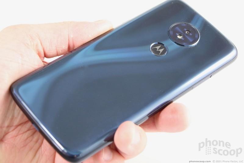Review: Motorola Moto G6 Play (Phone Scoop)