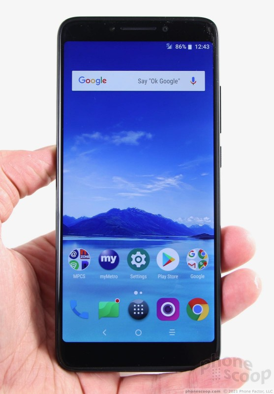 Review: Alcatel 7 for MetroPCS (Phone Scoop)