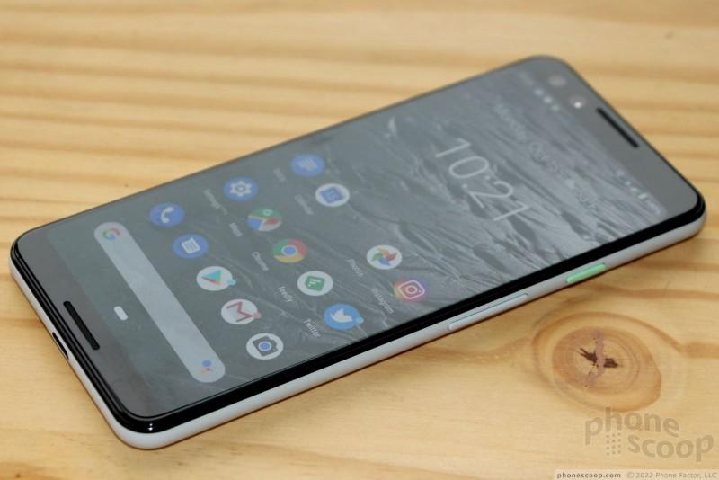 Review: Google Pixel 3 (Phone Scoop)