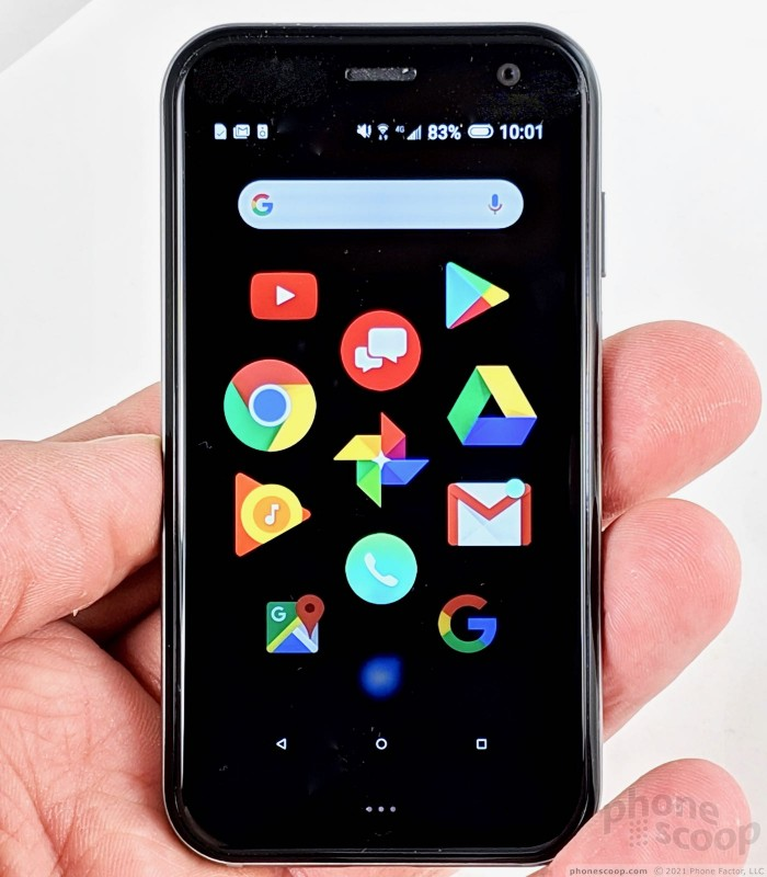 Review: Palm Phone for Verizon Wireless (Phone Scoop)