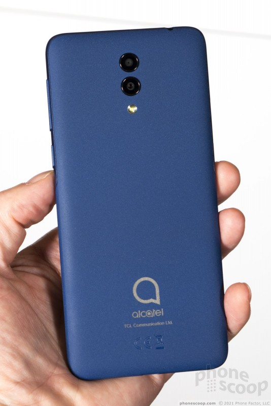 Hands On with the new Alcatel 1x (Phone Scoop)