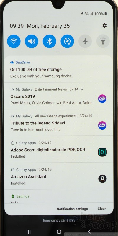 Hands On with the Samsung Galaxy A50 and A30 (Phone Scoop)