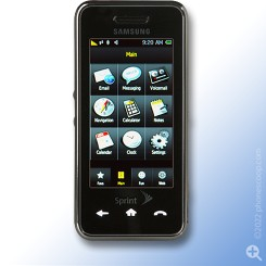 samsung instinct m800 specs features phone scoop rh phonescoop com Samsung Instinct Pink Samsung Instinct Pink