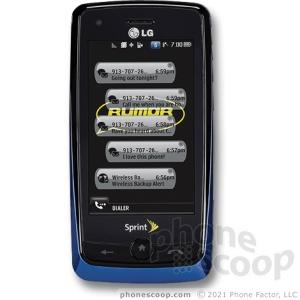 lg rumor touch banter touch specs features phone scoop rh phonescoop com LG Rumor Reflex LG Rumor Reflex