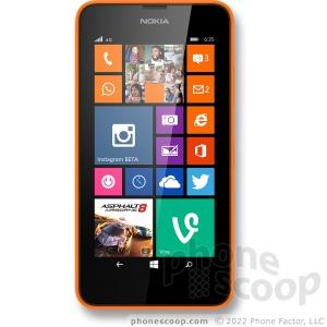 Nokia Lumia 635 / 630 (GSM) Specs, Features (Phone Scoop)